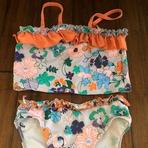 Other - Kids New without tags two piece swimsuit